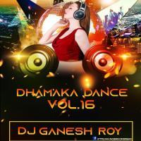 Kuli Ki Taka (Matal Dance Mix) DJ Ganesh Roy Banner