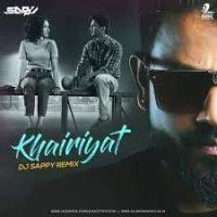 Khairiyat Dj Song Dj Sappy Banner