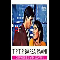 Tip Tip Barsa Paani Bass Mix Dj Mahesh n Dj Yash Kolhapur Banner