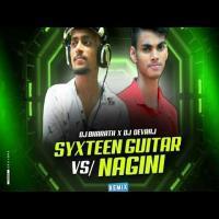 Sixteen Guitar vs Naagin Remix Song Dj Bharath And Dj Devaraj Banner