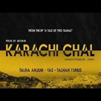 Karachi Chal Talha Anjum And Yunus Mp3 Song Download Banner