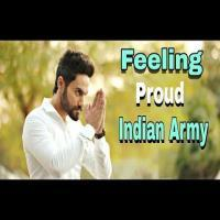 Feeling Proud Indian Army - Sumit Goswami Mp3 Song Download Banner