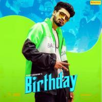 Birthday - Sumit Goswami Mp3 Song Download Banner
