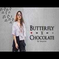 Butterfly x Chocolate (Female Version) Shriya Jain Banner