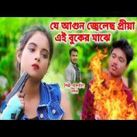 Je Agun Jelech Priya (Heart Sad Song) Prosenjit Mondal Banner