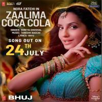 Zaalima Coca Cola - Shreya Ghoshal Banner
