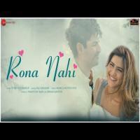 Rona Nahi - Raj Barman Banner