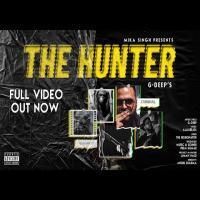 The Hunter - G Deep Banner